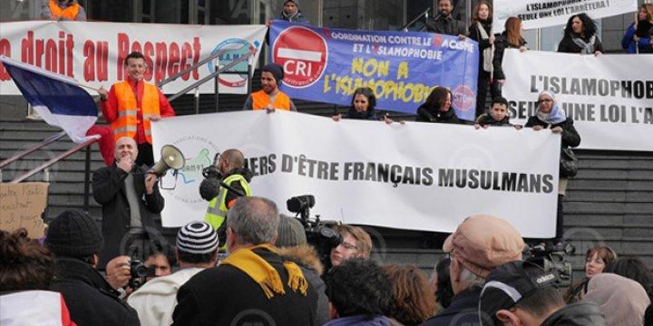 Fransa'da İslamofobi Kurumsallaşıyor