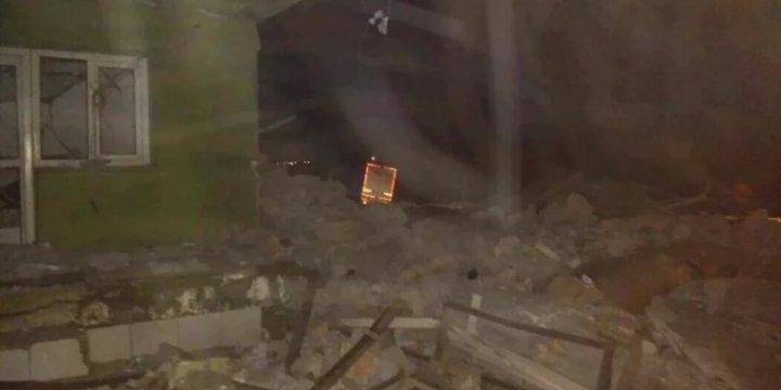 Mardin'de Bomba Yüklü Araçla Saldırı