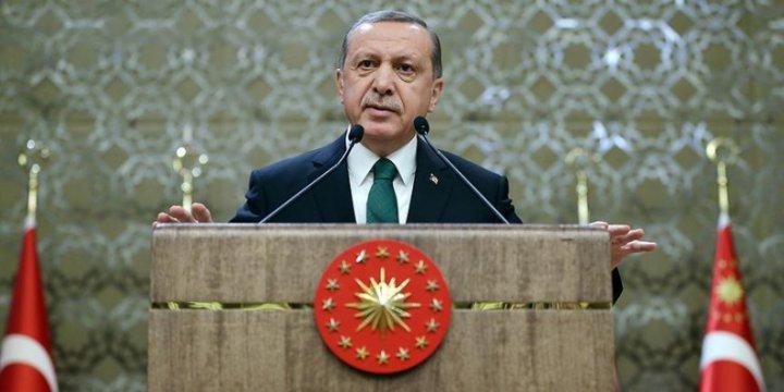 Erdoğan: Bugünler İyi Günleri