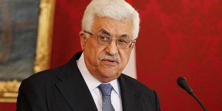 Mahmud Abbas'tan, Siyonist Cumhurbaşkanı ile Görüşmeye Ret