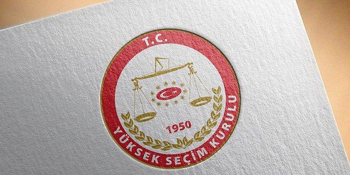 YSK'dan MHP'nin Olağanüstü Kurultayı İle İlgili Açıklama