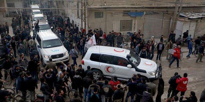 BM: Suriye'de Beş Milyon Kişi Kuşatma Altında