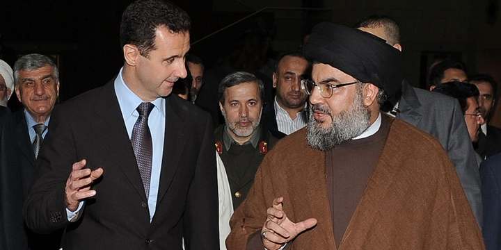 """Nasrallah: """"İran'ın Parası Olduğu Sürece Hizbullah'ın da Var"""""""