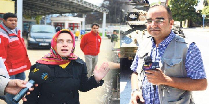 Kayıp Gazeteci Kadumi'nin Eşi ile Görüşme