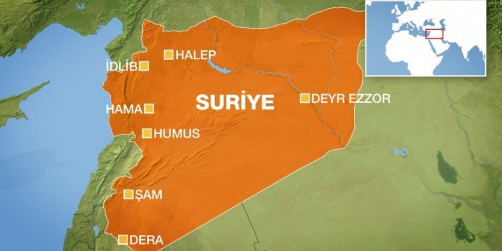 Direnişçilerden Halep'in Değişik Bölgelerine Şok Baskın