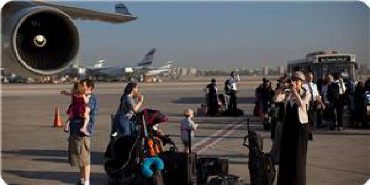 """12 Yılda 8 Bin Yahudi İsrail Vatandaşlığından Vazgeçti"""