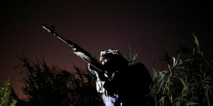 """Gazze'deki """"Murabitun"""" Ramazanda da Nöbette"""