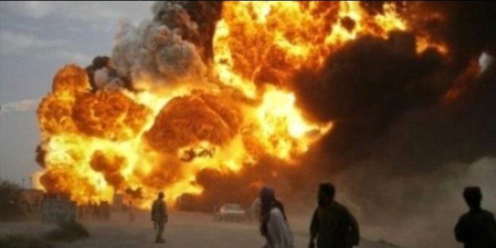 Sina'da Bombalı Saldırı: 2 Polis Öldü, 3 Polis Yaralandı