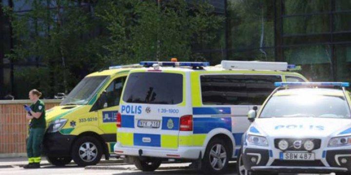 İsveç'te Müslümanlara Ait Okul Kundaklandı
