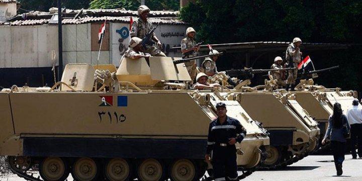 Mısır Halkı 3 Yıldır Batı Destekli Sisi Cuntasının Zumü Altında