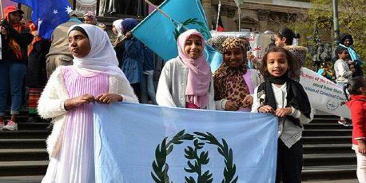 Avustralya'daki Eritreliler Türkiye'den Yardım İstedi