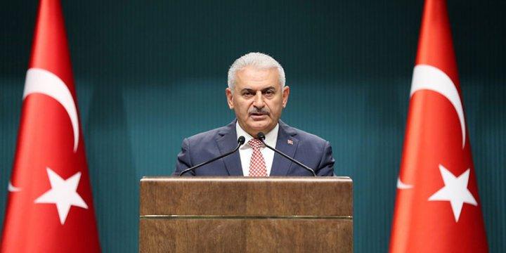 Başbakan Yıldırım: 'İlk Gemi Cuma Günü Gazze'ye Gidiyor'