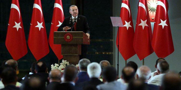 Erdoğan: Rusya İle İlişkilerimizi Süratle Normalleştireceğimize İnanıyorum