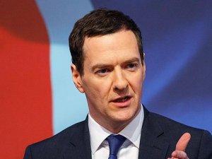 İngiltere Maliye Bakanı Osborne: İngiltere'nin Fakirleşeceği Çok Açık