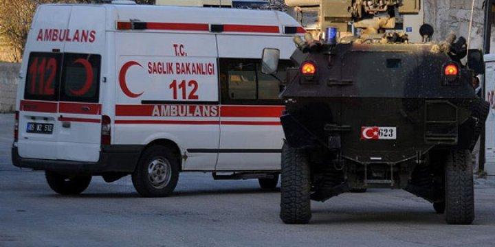 Dicle'de Patlama: 1 Ölü, 7 Yaralı