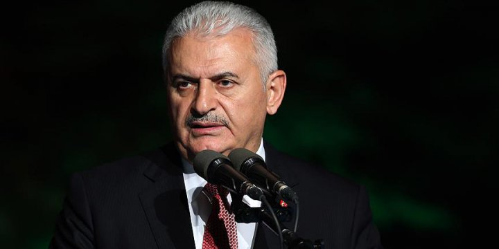 Binali Yıldırım: Esed Değişmeden Türkiye Değişmez!