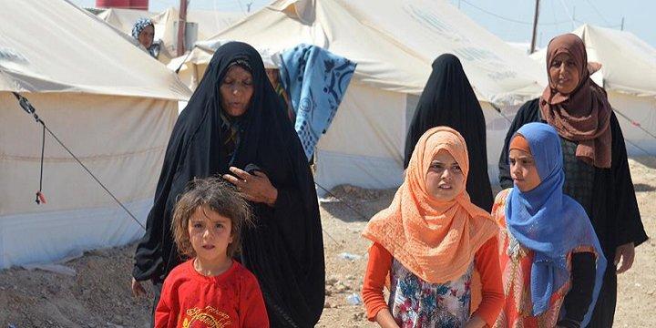 Felluce'den 12 Binden Fazla Aile Kaçmak Zorunda Kaldı