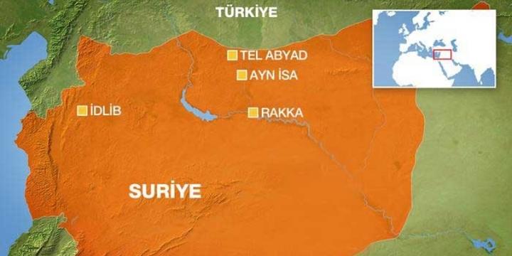 Tel Abyad'da Canlı Bomba Saldırısı: En Az 5 Ölü