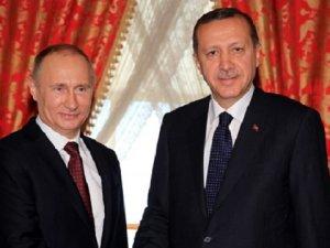 Putin-Erdoğan Görüşmesi 9 Ağustos'ta