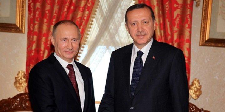 Erdoğan ve Putin G20 Zirvesi'nde Görüşecek
