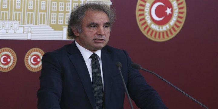 HDP'li Kadri Yıldırım: Vekiller Ulu Orta Çay, Kahve İçiyor