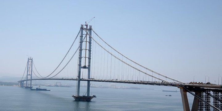 Osman Gazi Köprüsü Yarın Hizmete Giriyor
