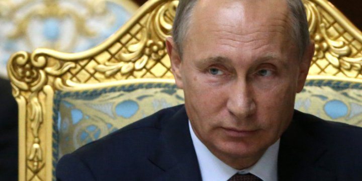 """Putin: """"2016'da 4.6 Milyar Dolarlık Silah İhraç Ettik"""""""