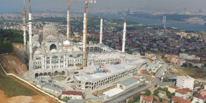 Çamlıca Camii Yarın Kılınacak İlk Teravihle İbadete Açılacak
