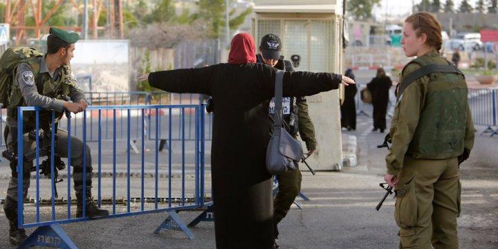 İşgalci İsrail Haber Kameramanını Gözaltına Aldı