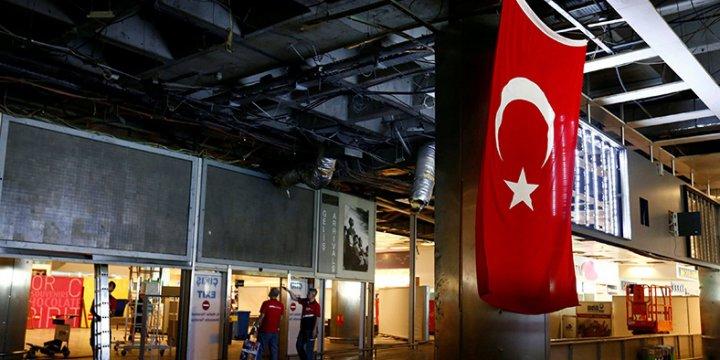 Havalimanı Saldırganlarının İkisinin Kimliği Belirlendi