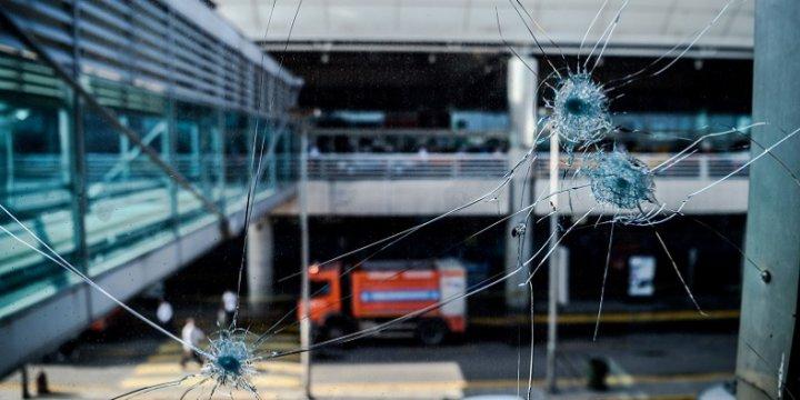 Havalimanı Saldırısında Ölü Sayısı 45'e Yükseldi