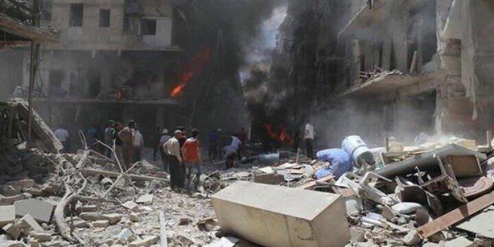 Esed Güçleri Kalamun'da Sivilleri Vurdu: 20 Ölü