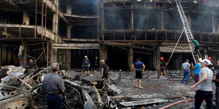 IŞİD'den Bağdat'ta Vahşi Bir Katliam Daha: Ölü Sayısı 131'e Yükseldi!