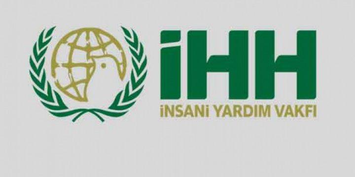 İHH: İsrail Gazze'ye Tüm Yardımları Kesmeye Çalışıyor