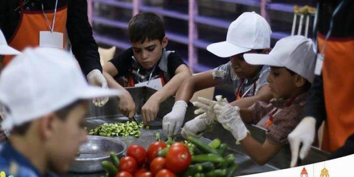 Doğu Guta'lı Engelli Çocuklara Rehabilitasyon Çalışmaları