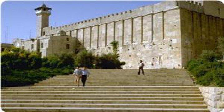İşgalciler İbrahim El-Halil Camii'nde Ezan'ı 44 Kez Engelledi