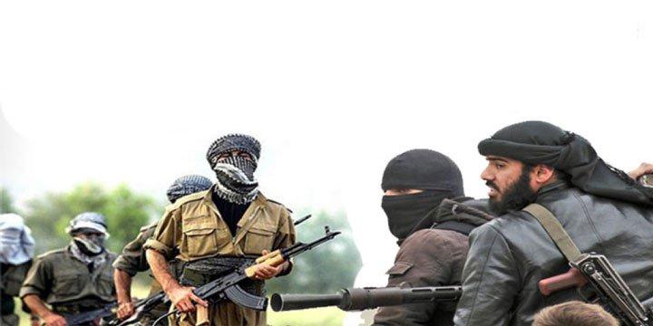 ABD'nin Yerli Sözcüleri: PKK'yı Bırakıp IŞİD'le Savaşalım!