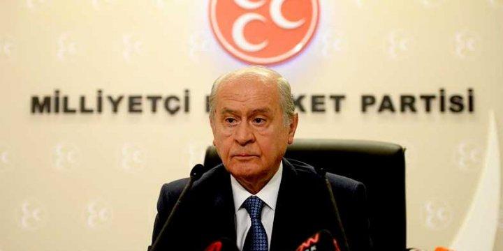 MHP Genel Başkanı Devlet Bahçeli İfade Verecek