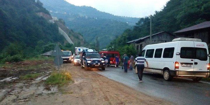 Giresun'da Askeri Helikopter Düştü: 7 Kişi Hayatını Kaybetti