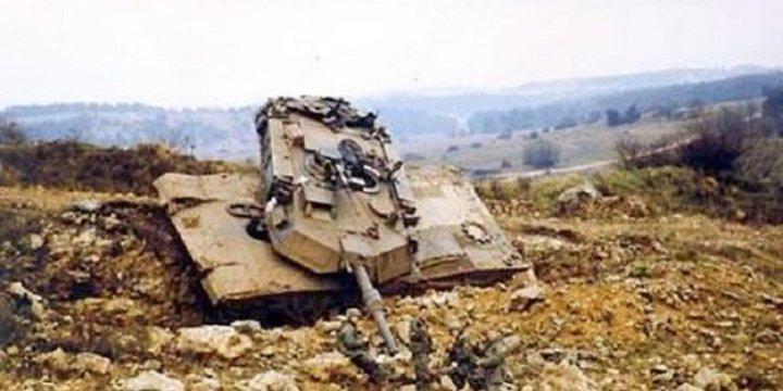Direnişçiler Doğu Guta'da Esed'in 30 Asker 4 Tankını İmha Etti