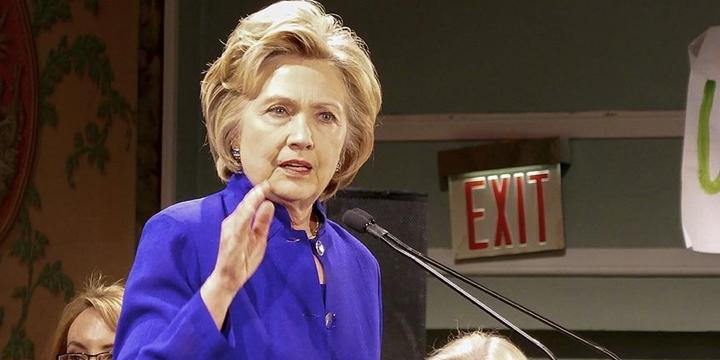 Demokrat Parti'nin Başkan Adayı Hillary Clinton Oldu