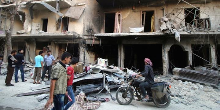 Esed Rejiminin Haziran Ayında Halep Seferberliği!