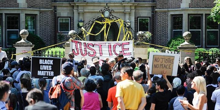 ABD'deki Polis Şiddetine Yönelik Tepkiler Artıyor