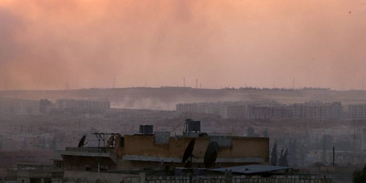 """""""Halep'te 60 İranlı Milis Esir Alındı"""""""