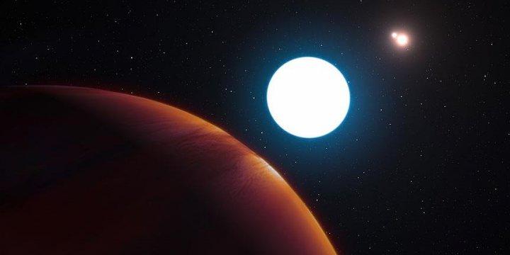 NASA 3 Yıldızlı Gezegen Keşfetti