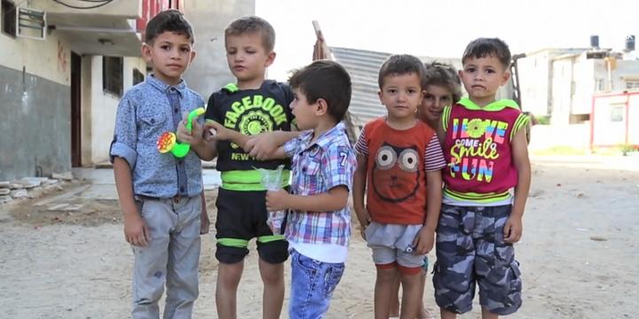 Gazze'de 22 Bin Yetim Çocuk Yaşıyor!