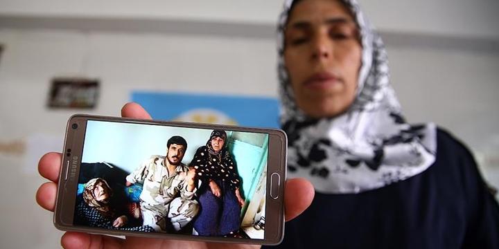 Savaş Mağduru Nineler Türkiye'ye İltica Etmek İstiyor