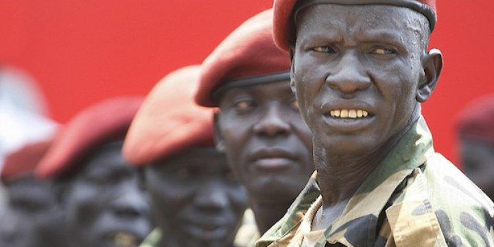 Güney Sudan'da Çatışma: 5 Asker Öldürüldü