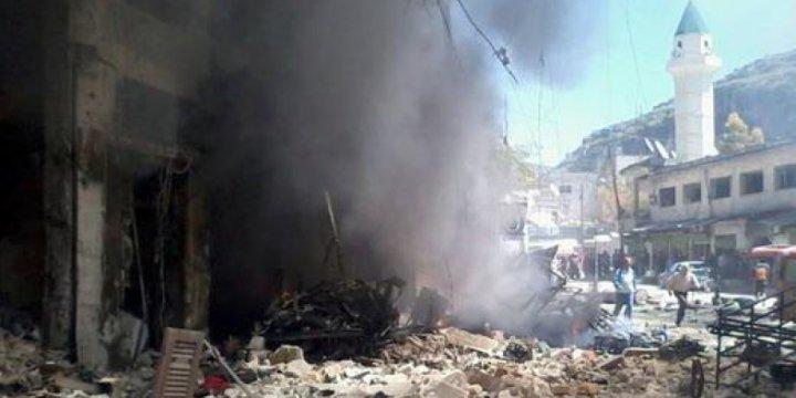 İdlib'deki Katliamda Ölü Sayısı 23'e Yükseldi