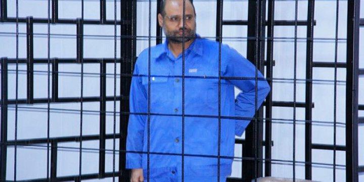 Kaddafi'nin Oğlunun Serbest Kaldığı İddiası Yalanlandı